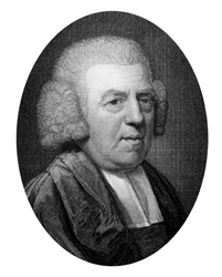 Portrait of John Newton