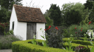 Cowper's Summer House in our historic gardens