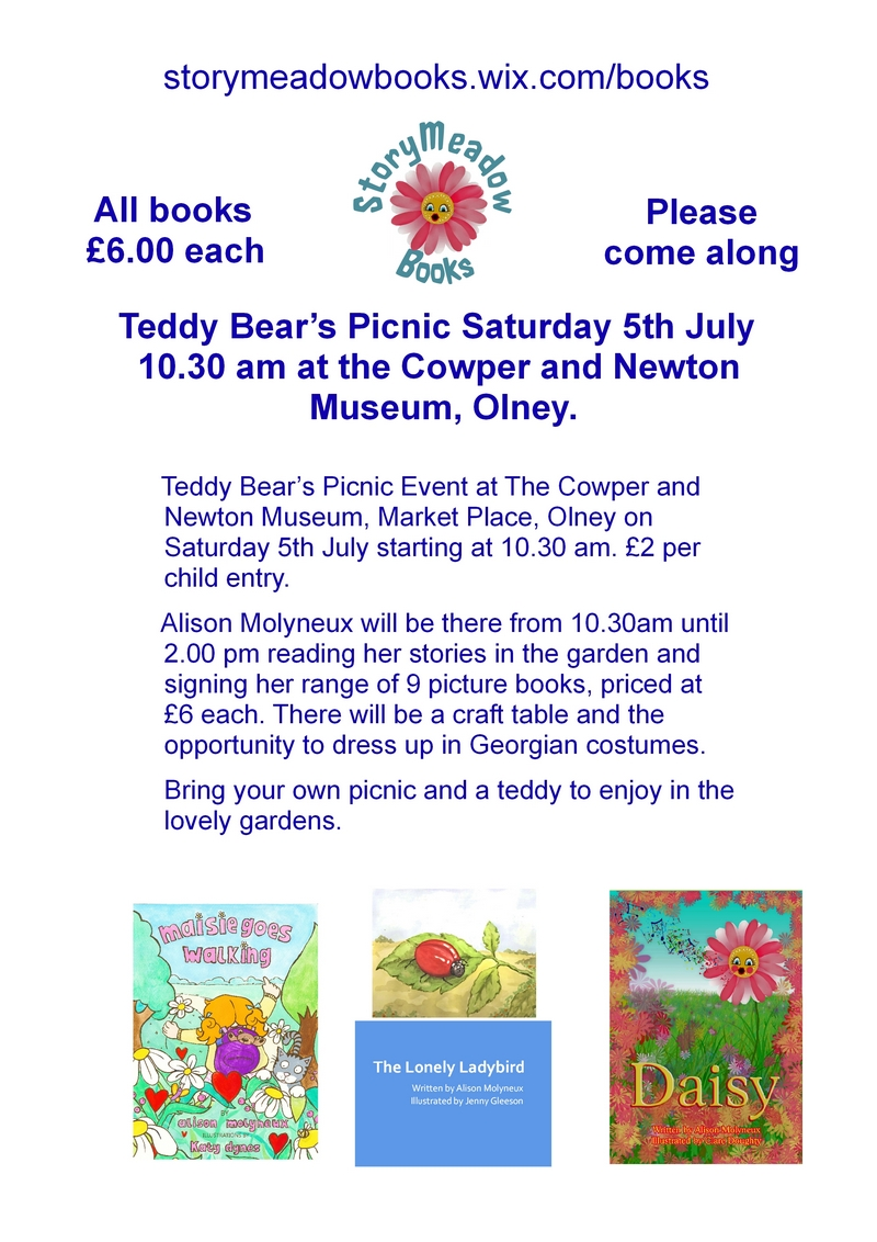 Teddy Bear's Picnic Poster SM