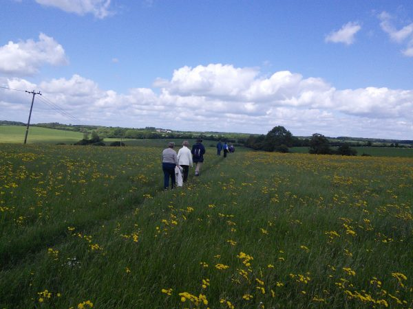 historical guided walk