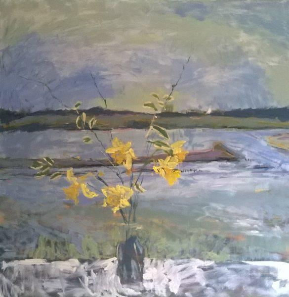 Daffodils - Blythburgh