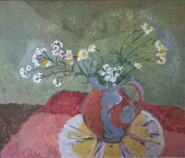 Flowers and Jug