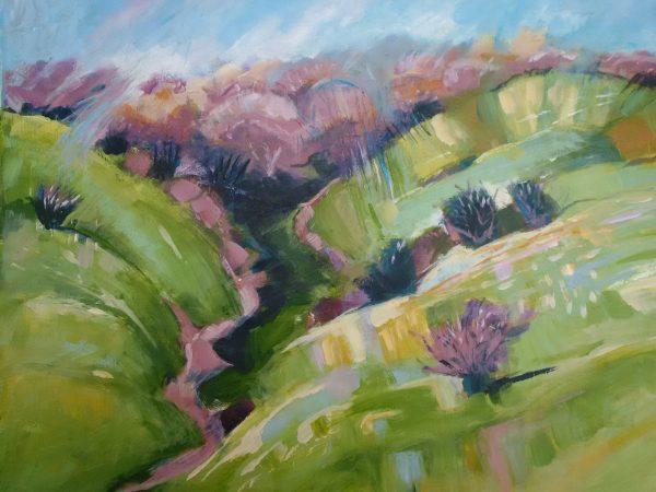 Barton Hills by Jennier Steele