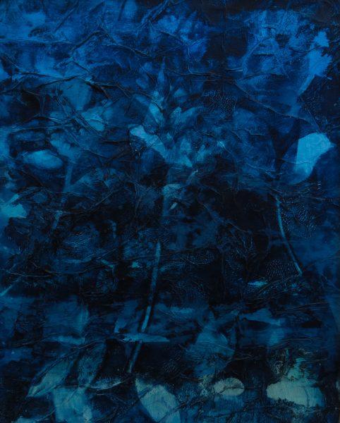 The Blues by Jan Drury
